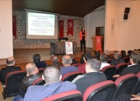 TOPLU ULAŞIM - 'Madde Bağımlılığı İle Mücadele' Masaya Yatırıldı