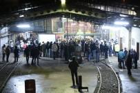 İŞ SAĞLIĞI - Madencinin Eylemi 21 Saat Sonra Sona Erdi