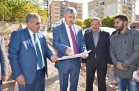 UĞUR POLAT - Malatya'da 3.5 Yılda 94 Park Hizmete Girdi