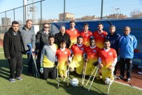 KÖŞE YAZARı - Melikgazi Belediyesi Engelliler Spor Kulübü Sahibi 20 Belediyeden Biri