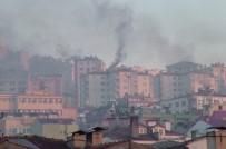 ISI YALITIMI - Mersin'de Isınmadan Kaynaklı Hava Kirliliği Uyarısı