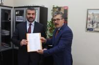 ÜLKÜCÜ - MHP Malatya İl Başkanı Bülent Avşar, Mazbatasını Aldı