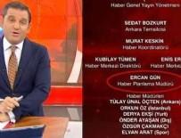 POLİS MÜDÜRÜ - Nedim Şener FOX'un maaşlı FETÖ'cüsünün günah galerisini yazdı
