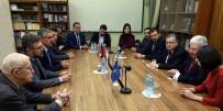 SELÇUKLULAR - NEÜ Öğretim Üyeleri Moskova'da Selçuklu Medeniyetini Anlattı