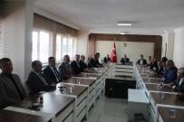 SİYASİ PARTİLER - Niğde Belediyespor Kulübü Başkanı Bayram Özmen Açıklaması 'Bu Takım Belediyenin Takımı Değil Niğde'nin Takımıdır'