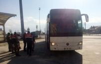 SENEGAL - Otobüste Yakalandılar !