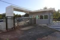 KONTROL NOKTASI - Rüzgarlıbahçe İlçe Emniyet Müdürlüğü'ne Kale Gibi Güvenlik