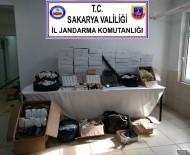 TIBBİ MALZEME - Sakarya'da Tıbbi Malzeme Operasyonu Açıklaması 4 Gözaltı