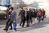 ÖĞRENCI EVI - Samsun'da FETÖ'den 11 Kişi Adliyeye Sevk Edildi