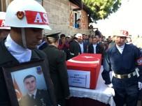 HAVA KUVVETLERİ KOMUTANI - Şehit Üsteğmen Mehmet Sakallı Son Yolculuğuna Uğurlandı