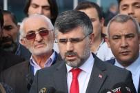 ORHANLı - Sultanbeyli Belediye Başkanı Keskin, 15 Temmuz Orhanlı Gişeleri Davasını Takip Etti