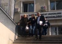 EV ARKADAŞI - Suriyeli Şahısların Karıştığı Yasak Aşk Cinayetinde Şüpheli Şahsılar Adliyeye Sevk Edildi