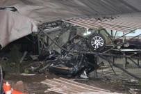 MUSTAFA YıLDıZ - Tanker 6 Aracı Biçti Açıklaması 2 Kişi Öldü, 3 Kişi Yaralandı