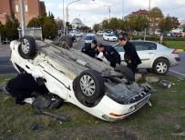 MARMARACıK - Tekirdağ'da Kaza Açıklaması 4 Yaralı