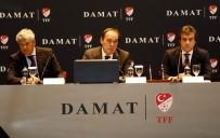 SPARTAK MOSKOVA - TFF, Damat'la Sponsorluk Sözleşmesi İmzaladı