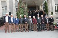 UMRE - Tosya'da 19 Genç Hafız Hayırseverler Tarafından Umreye Gönderildi