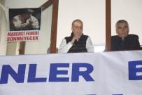 ÖZELLEŞTIRME - Türk-İş Başkanı Ergün Atalay, Madencilere Seslendi