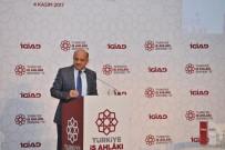 SABAH GAZETESI - Türkiye İş Ahlakı Zirvesi Gerçekleşti