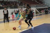 ÇANKAYA ÜNIVERSITESI - Türkiye Kadınlar Basketbol Ligi Açıklaması Yalova VIP Açıklaması 68 - Çankaya Üniverstesi Açıklaması 74