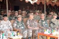 ÜRDÜN - Ürdün Topçu Birlikleri ABD İle Ortak Askeri Tatbikat Yaptı