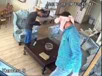 SOYGUN - Villa Hırsızı Yakalandı, Olayı Hatırlamadı