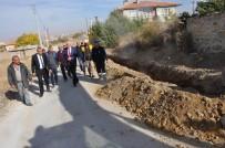 SU ŞEBEKESİ - Yerköy'de Su Şebeke Hatları Yenileniyor