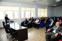 İSMAIL ÇELIK - YYÜ'de 'Ortaöğretim Ve Yüksek Öğretime Geçiş Sınavları' Çalıştayı