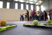 BUCA BELEDİYESİ - Zihinsel Engelli Çocuklara Tenis Eğitimi İçin Protokol