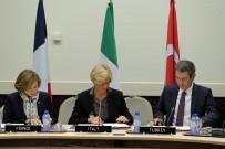 TEKNOLOJİK İŞBİRLİĞİ - 3 Ülke İşbirliğine Vardı Açıklaması Aralarında Türkiye De Var