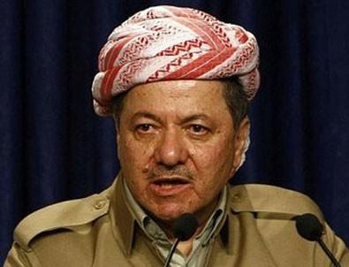 ABD'nin satışına gelen Barzani köpürdü