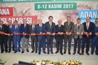 ADANA VALİSİ - Adana Tarım Fuarı Açıldı