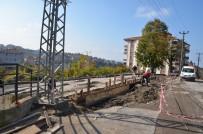 ONARIM ÇALIŞMASI - Akasya Sokakta Yağmur Suyu Kanalı  Çalışması
