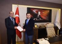 BALIKESİR VALİLİĞİ - Altıeylül Belediye Başkan Vekilli Faruk Özen Oldu