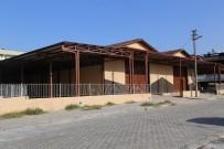 MESUT ÖZAKCAN - Ata Mahallesi Perşembe Pazarı Kapalı Pazar Yerine Taşınıyor