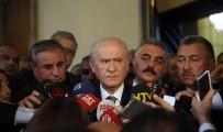 MHP - Bahçeli'den seçim barajı açıklaması