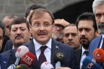 GALIP ENSARIOĞLU - Başbakan Yardımcısı Çavuşoğlu Sur'da İncelemelerde Bulundu