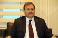 HASAN BASRI GÜZELOĞLU - Başbakan Yardımcısı Hakan Çavuşoğlu Diyarbakır'da