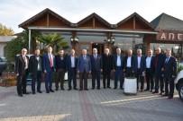 MARMARACıK - Başkan Albayrak Süleymanpaşa, Ergene Ve Muratlı'da Vatandaşlarla Bir Araya Geldi