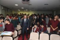 MUSTAFA BULUT - Başkan Dişli, Eski Okulunun Konuğu Oldu