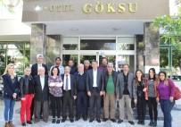 TARIM İŞÇİSİ - Başkan Turgut Açıklaması 'Halkın Yararına Projeler Üretip Hayata Geçirmeye Devam Edeceğiz'