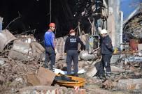 Belediye Bakanından Fabrikadaki Patlamaya İlişkin Açıklama