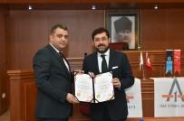 MURAT HAZINEDAR - Beşiktaş Belediyesi ''ISO 27001 Bilgi Güvenliği Sertifikası'' Aldı