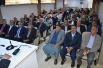 AHMET GENCER - Besni'de Eğitim Ve Güvenlik Toplantısı Gerçekleştirildi