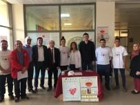 DOKU NAKLİ - Besni'de Organ Bağışı Standı