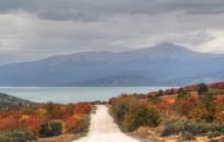 BEYŞEHIR GÖLÜ - Beyşehir Gölü Milli Parkı'nda Kartpostallık Görüntüler