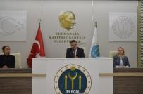 ALI ÇAKıR - Bilecik Belediye Meclisi Kasım Ayı Birleşimi Yapıldı