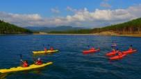 ALAADDIN YıLMAZ - Bolu'nun Doğal Güzellikleri Havadan Görüntülendi