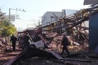 Bursa'da Fabrikada Patlama Açıklaması 4 Ölü, 5 Yaralı