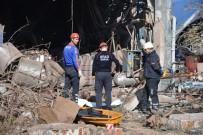 Bursa'da Fabrikada Patlama Açıklaması 5 Ölü, 15 Yaralı