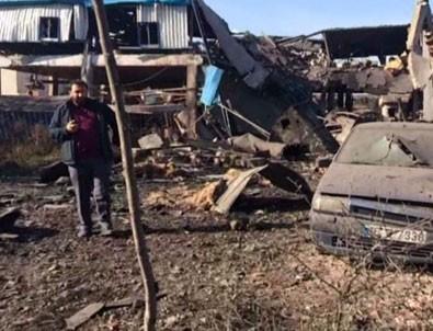Bursa'da fabrikada patlama: 5 ölü